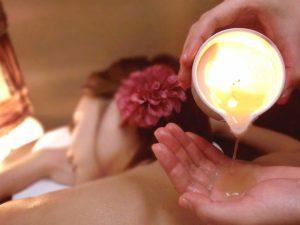 massagecandle