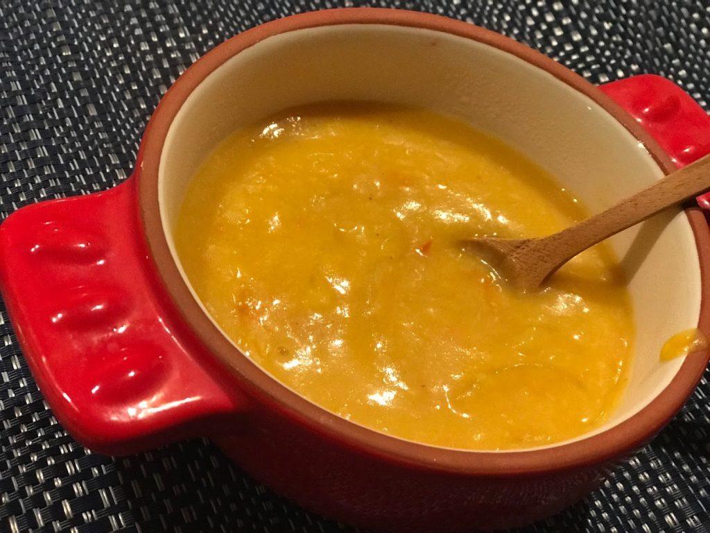 イエロームング豆のスープ♪